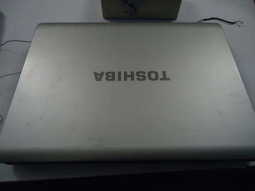 carcasa usada para laptop toshiba l305