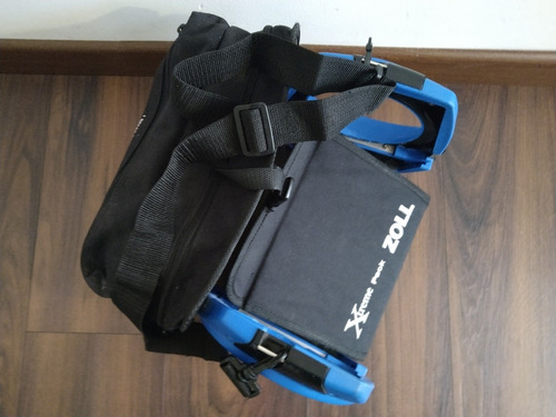 carcasa xtreme pack para desfibrilador zoll m series.