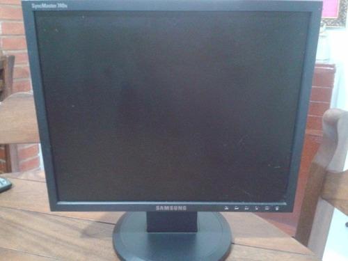 carcasa y backlight monitor samsung syncmaster 740n