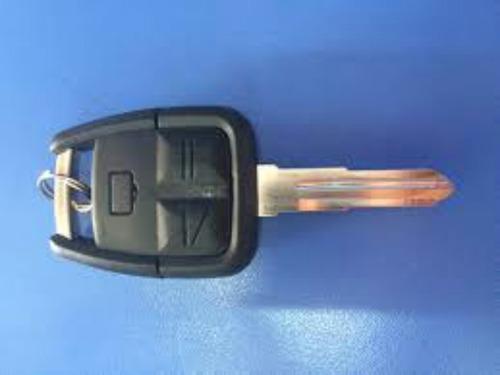 carcasa y llave astra zafira tres botones