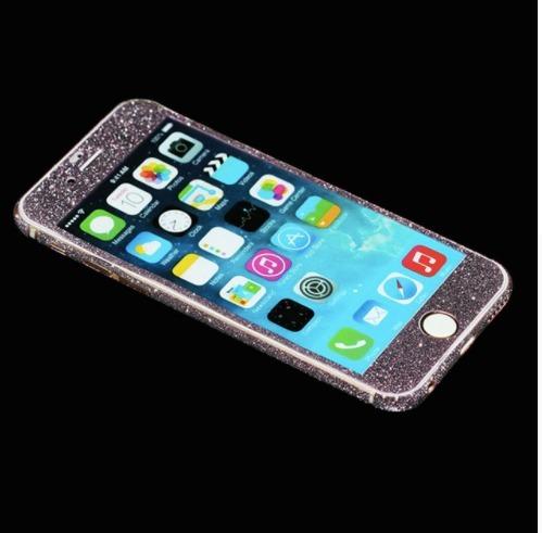 carcasa y sticker iphone 6 y 6s