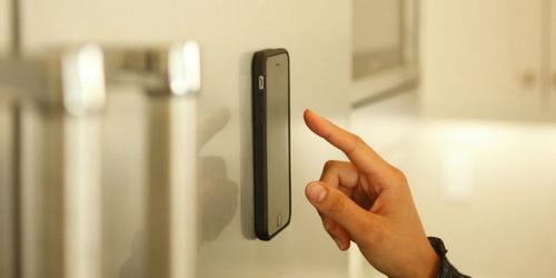 antigravedad carcasa iphone