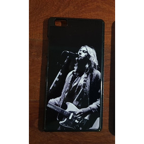 Carcasa Nirvana Kurt Samsung Moto Lg Sony Huawei Iphone Case