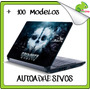 Skin Autoadhesivo Decora Y Protege Laptop Video Juego Gamer