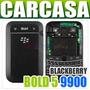 Carcasa Blackberry Bold 5 9900 Con Contactos Color Negra