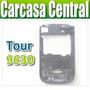 Carcasa Central Blackberry Tour 9630 Flash Altavoz Antena