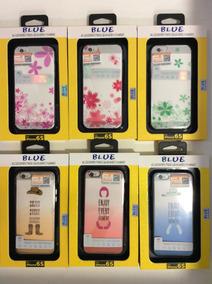 e67a5729bdb Carcasa Iphone 6 Transparente Con Diseño - Carcasas y Fundas para Celulares  en Mercado Libre Chile