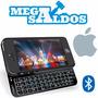 Megasaldos Funda Carcasa Teclado Bluetooth Iphone 5 Slim Usb