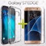 Carcasa Transparente + Lamina Curva Galaxy S7 Edge | Zbyte