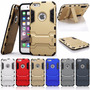 Carcasa Funda Anigolpe Ironman 3 En 1 Iphone 5s, 6, 6 Plus