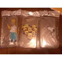 Carcasa Iphone 6 Simpson