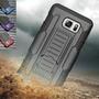 Carcasa Armadura Alto Impacto + Clip Cinturón Galaxy Note 5