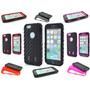 Carcasa 3 Capas Antigolpes Iphone 6/6s Colores Formula 1