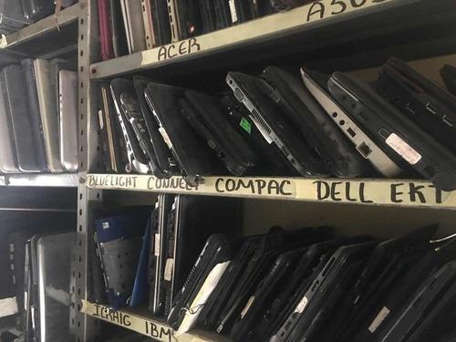 carcasas laptops reparaciones