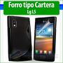 Lg Optimus L5 E610 E612g Forro Tpu Case Estuche Funda Cover