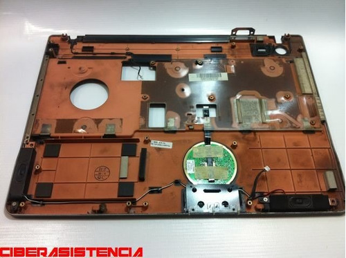 carcasatouch sin encendid  packard bell - hera c (herco) (2)