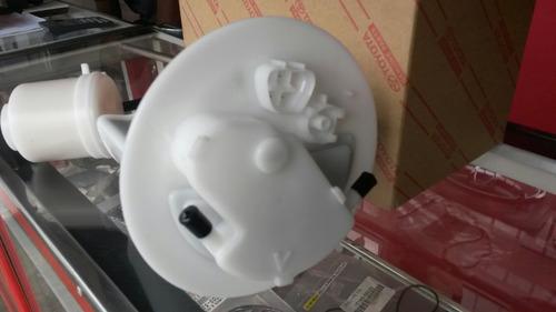 carcaza bomba de gasolina toyota yaris original toyofamily