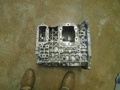 carcaza de caja de npr en aluminio 2004/ 2013