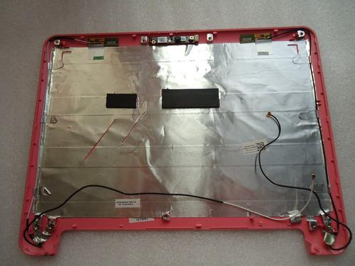 carcaza de display para dell inspiron 1210 pp40s