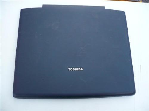 carcaza de pantalla notebook toshiba satellite a10