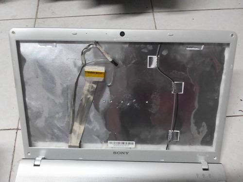 carcaza del display de sony vaio pcg-61611u envio gratis