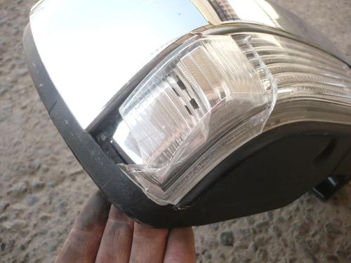 carcaza espejo montero 2012 limited dañado - lea descripción