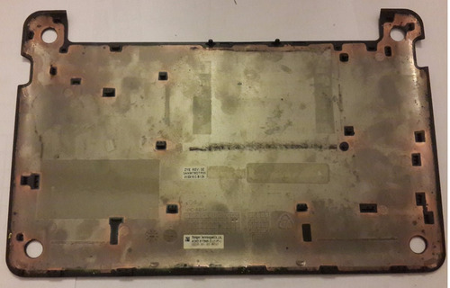 carcaza inferior completa netbook hp mini 210-1018cl