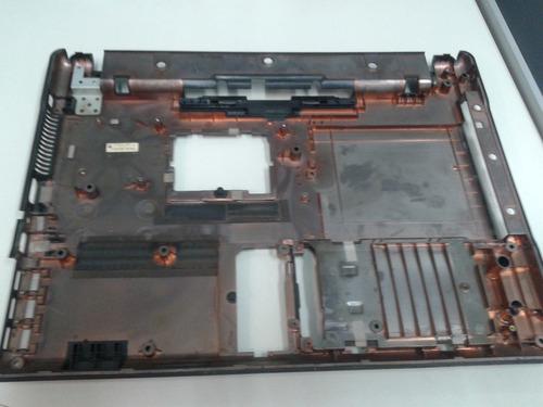 carcaza inferior notebook hp 550