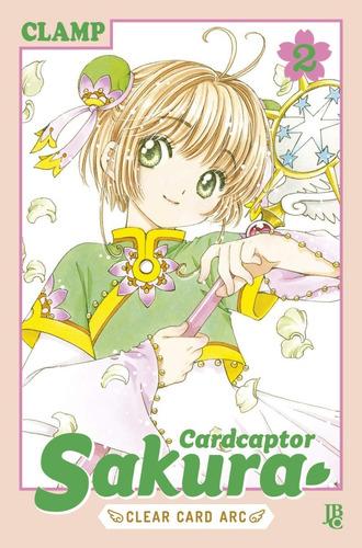 card captor sakura clear card 2 ao 4 mangá jbc! novo lacrado