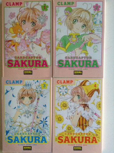 card captor sakura:  clear card arc vol. 1
