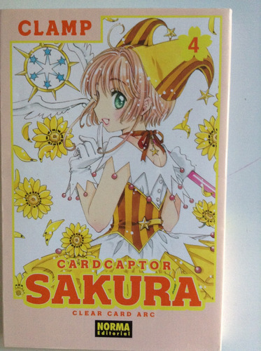 card captor sakura:  clear card arc vol. 4