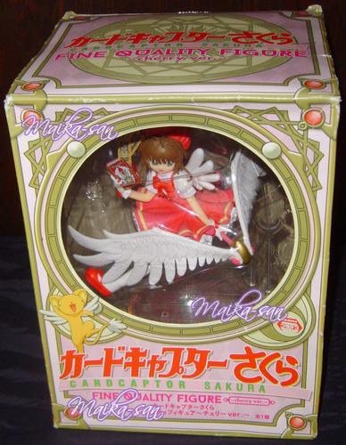 card captor sakura furyu figura - cherry ver. 100% original