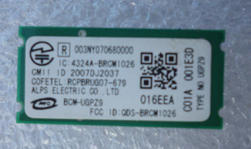 card reader flat cable sony vgn-cr - ifx-487a dagd1th48a0