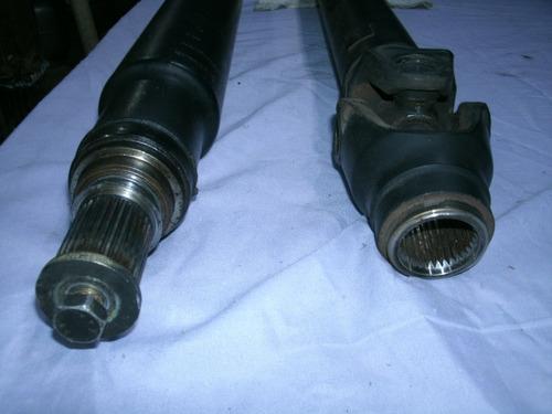 cardan em 2 partes bmw 540i / x5 v8 ano1999/2003
