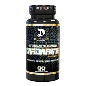 Cardarine 60 Caps - Dragon Pharma 100% Original Importado