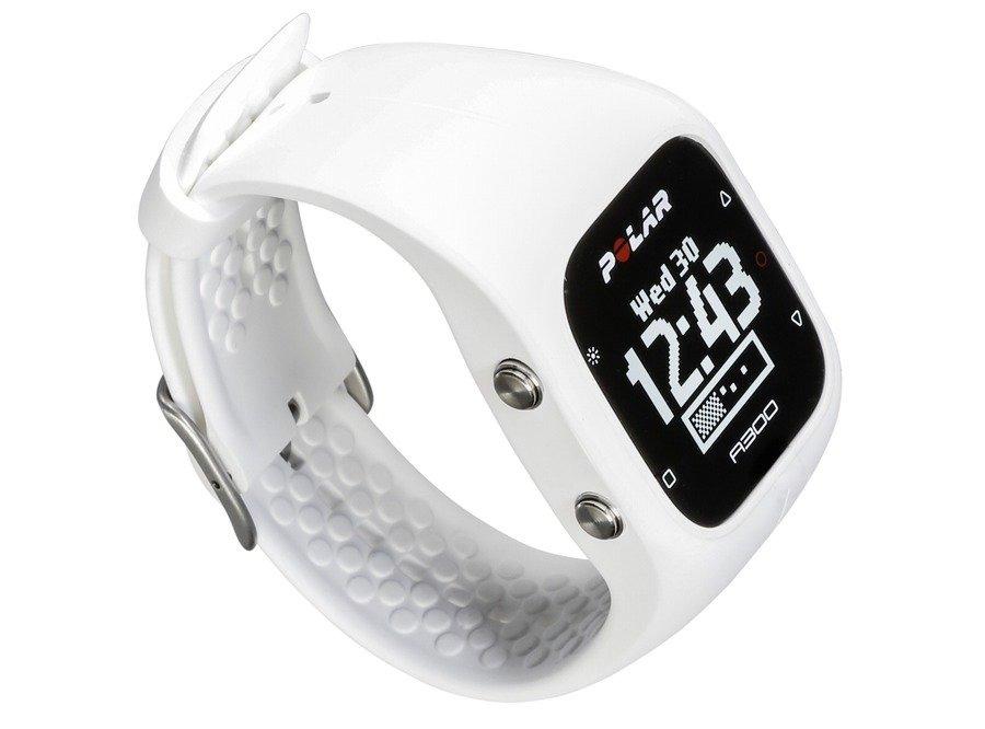 Relógio Monitor Cardíaco Polar A300 Bluetooth Gps Branco - R  649,98 ... f98f4c7de4