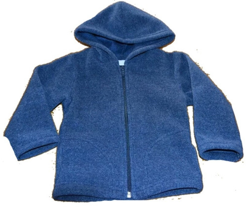 cardigan campera polar junior pima 18 meses little treasure
