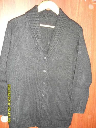 cardigan de lana