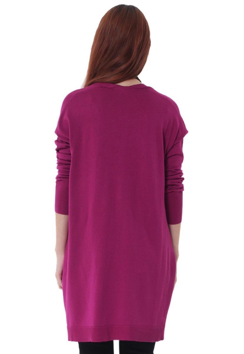 cárdigan de mujer aishop af173-1119-502 rosado. Cargando zoom. b22469802bee
