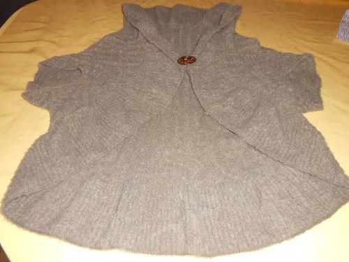 cardigan saquito chaleco lana excelente estado y calidad