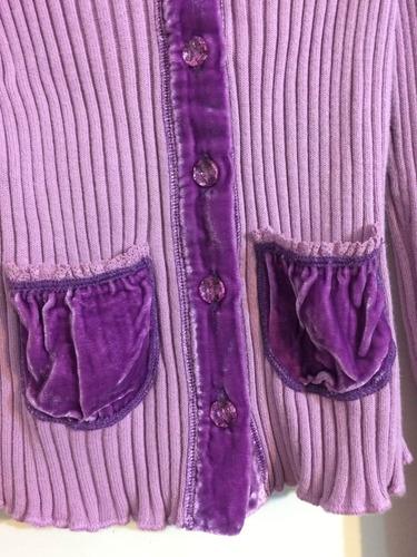 cardigan saquito sweater
