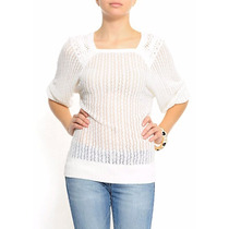 Mng Chompa Talla S Colores Neutral Y Plomo