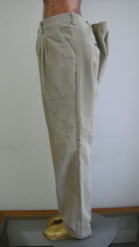 cardon pantalon hombre t52 corderoy marron (ana.mar)
