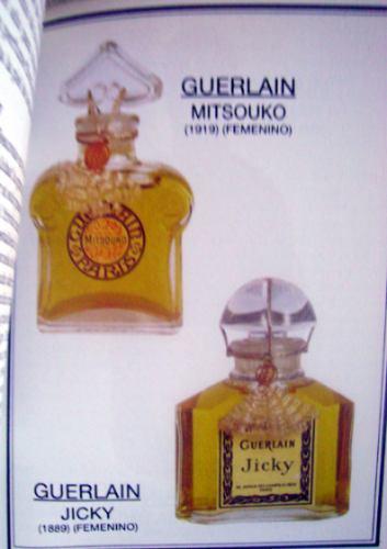 cardona, f.l. - perfumes pasado y presente