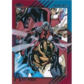 Cards - Marvel Fleer Retro 2015 - Coleção Completa