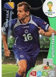 cards adrenalyn 2014- utility player lulic