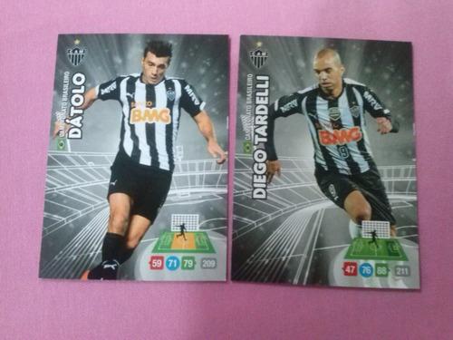 cards adrenalyn campeonato brasileiro  2014 - cada