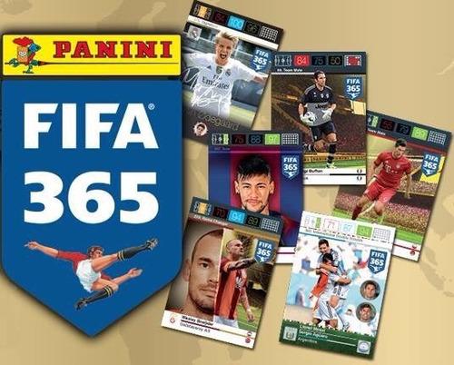 cards adrenalyn fifa 365 - arjen robben - signature