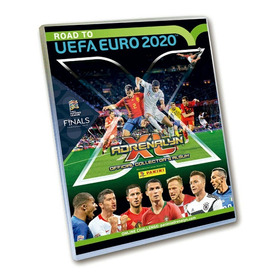 Cards Adrenalyn Road To Uefa Euro 2020 - Completa
