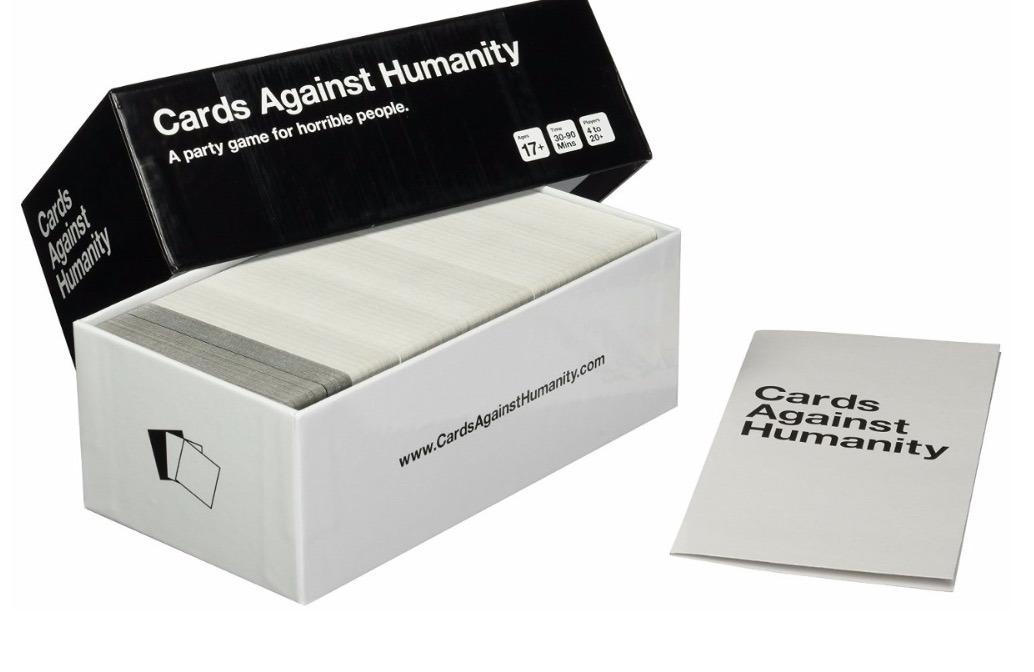 Cards Against Humanity Juego De Mesa Mas Vendido Del Mundo